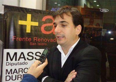 "San Isidro: Galmarini a Posse: ""Las cámaras no son para perseguir actos políticos"""