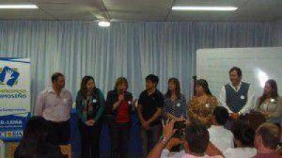 Compromiso Formoseño presenta a sus candidatos