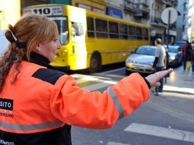 Inspectores comienzan a labrar multas digitales y en el acto desde esta semana