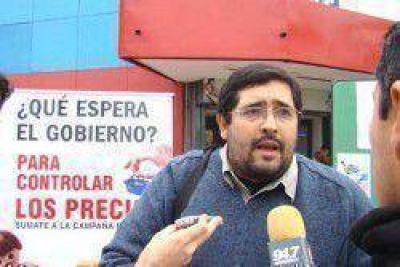 Salgado: La Provincia prefiere pagar el costo por ocultar precios, antes de contradecir al Indec