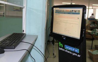 Instituto de Viviendas: está habilitada la inscripción on line