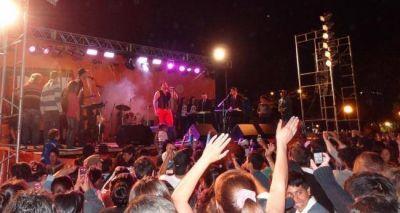 Nolberto Alkalá fue el broche de cierre del Black Friday en Resistencia