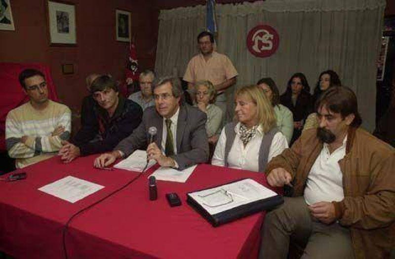 Boqueteros robaron el municipio de San Julián
