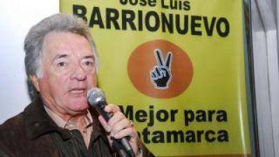"""Luis: """"Lucía Corpacci está sola en el Gobierno, y eso no es bueno para nadie"""""""