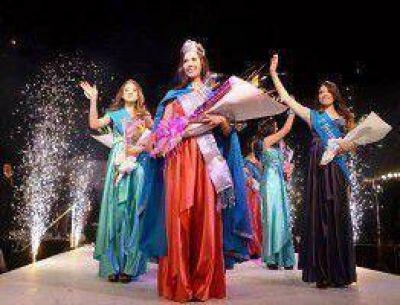 Aixa Heiland es la nueva reina de Neuquén