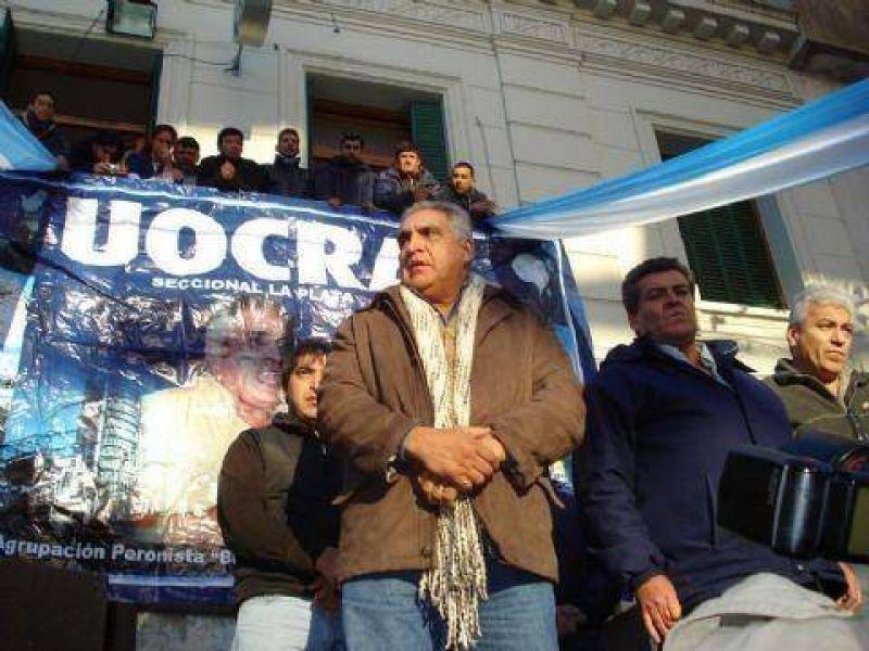 La Plata: macabra maniobra de la UOCRA para hacer pasar por trabajador registrado al joven fallecido