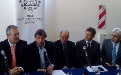 Mar del Plata: Dragado: en 60 días llegará equipamiento para los trabajos