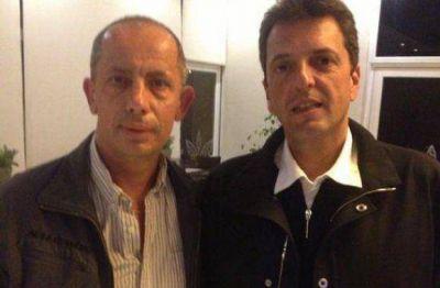 Sciutto ya se muestra con Massa