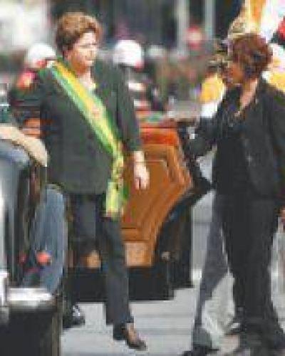 Dilma va a la ONU con reclamos