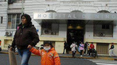 Hospital de Niños: un nido de paloma provocó la intoxicación por monóxido de carbono