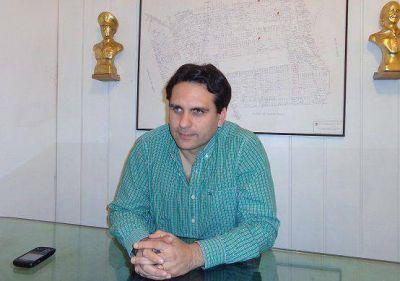 Federico Gelay: �Queremos ganar la elecci�n de octubre en San Isidro�