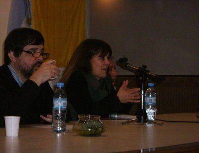 San Martin: Nancy Katopodis se reúne con empresarios de San Martín
