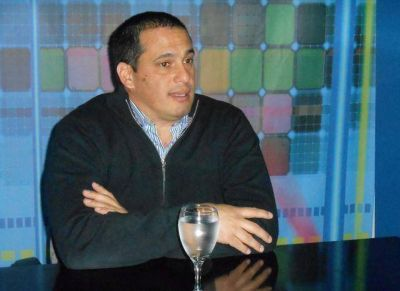 Leandro Mart�n: �Somos una de las pocas listas que habla de propuestas�