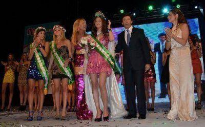 San Isidro eligió a su reina