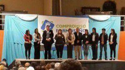 Compromiso Formoseño presento a sus candidatos con masivo acompañamiento popular