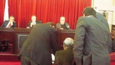 Capilla del Rosario: a fines de octubre se conocería la sentencia