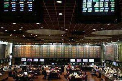La bolsa porteña cayó 1,6% por toma de ganancias