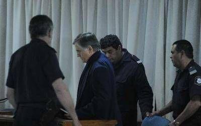Trasladaron a Grassi al Penal de Campana