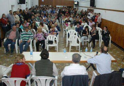 """Fernández Mendía: """"vamos a mantener los votos de las PASO"""""""