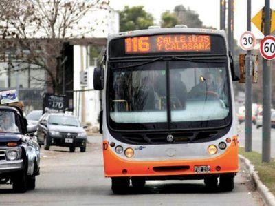 El primer día de los trasbordos sumó unos 7 mil viajes en ómnibus