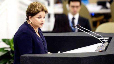 Rousseff acusó a EE.UU. de violar su soberanía en la ONU