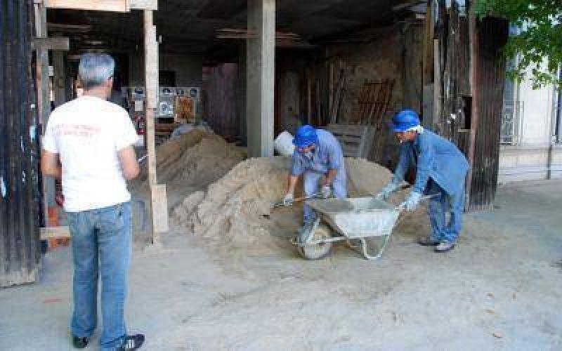 Paro de UOCRA: 150 obras paradas tras la muerte de un albañil en La Plata