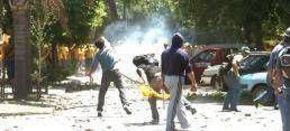 """Llaman a indagatoria a dos ex dirigentes por la """"batalla de Atilra"""""""