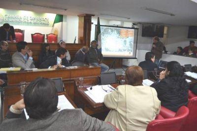 Funcionarios de Ayala dieron detalles a concejales sobre financiamiento para obras públicas