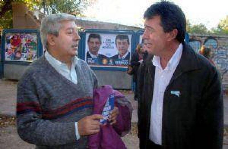 Jaque lleva el acto del 25 de Mayo a los municipios de Bermejo y Félix
