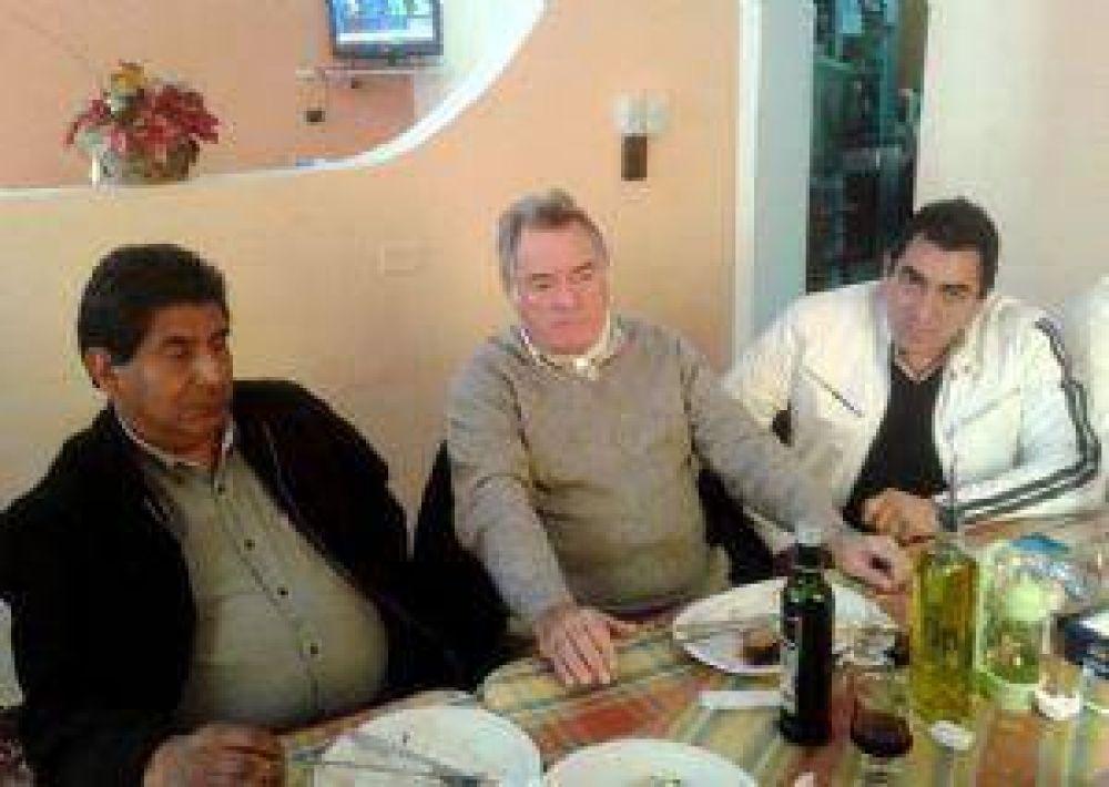 Barrionuevo apuntó contra Castillo y Brizuela del Moral