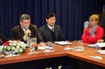 Diputados analizaron presupuesto parlamentario para el 2014