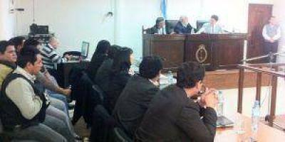 El fiscal pidió 12 años de prisión para Héctor Palma