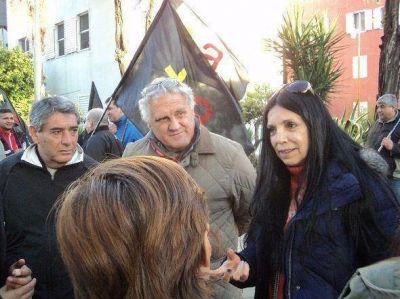 """Durrieu en Boulogne: """"Este es otro barrio olvidado por Gustavo Posse"""""""