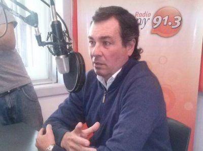"""Andrés Rolón: """"Nuestra campaña política es el trabajo de los 365 días del año"""""""