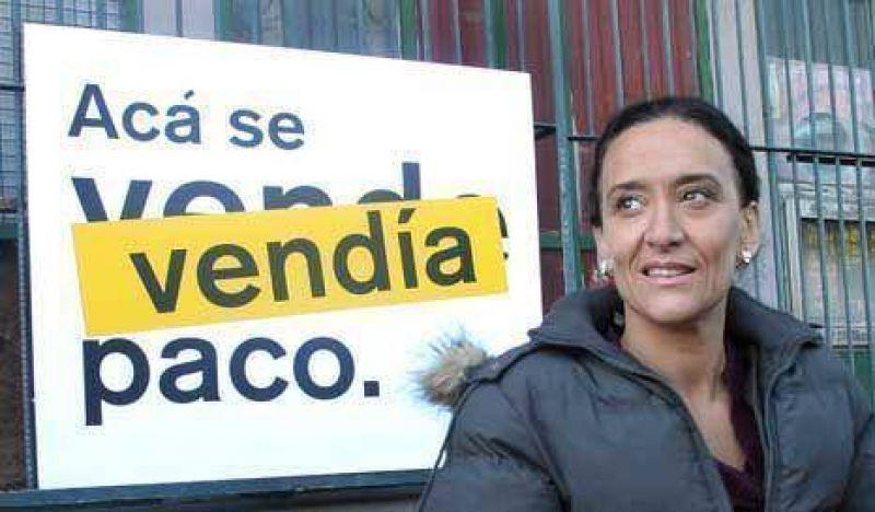 Se desboc� Michetti contra Kirchner