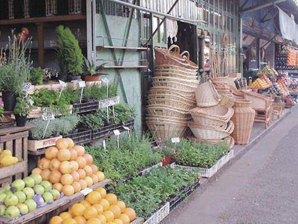 El Puerto de Frutos de Tigre será como un shopping a cielo abierto