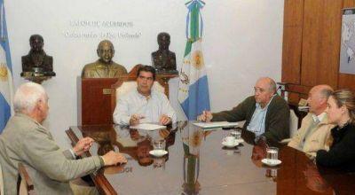 Sequ�a: el gobierno convoca a una reuni�n ampliada