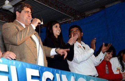 Guillermo Snopek destacó el apoyo de los palpaleños al modelo nacional y popular.
