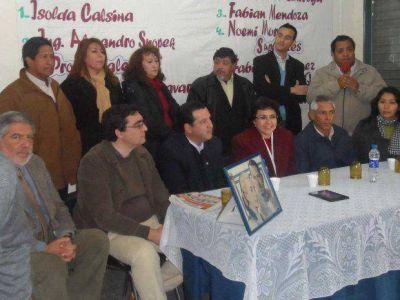 Frente Primero Jujuy presentó candidatos