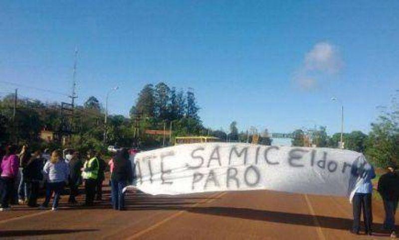 Trabajadores del SAMIC Eldorado lograron el aumento
