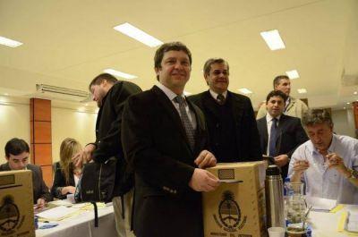 Sergio López fue reelecto para seguir al frente de la Cámara de Comercio