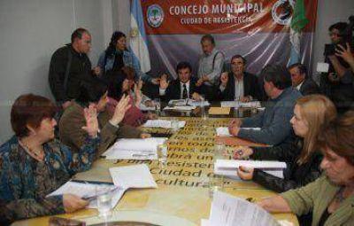 Transporte: el Concejo declaró la emergencia y reestableció el boleto a 3,25 pesos