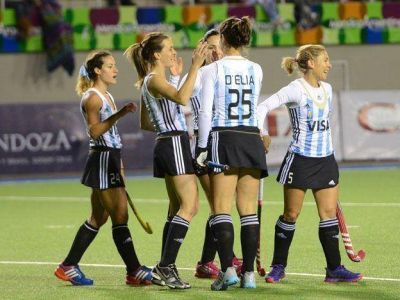 Las Leonas golearon 5 a 0 a Chile y definirán la Copa Panamericana con Estados Unidos
