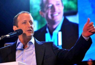"""Insaurralde promete ocupar su banca y apuesta: """"Massa es un no asumidor"""""""