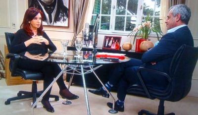 La entrevista de Rial a Cristina Kirchner ya tiene horario