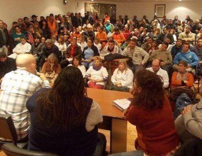 Municipales: concreción del acuerdo salarial y nuevos anuncios