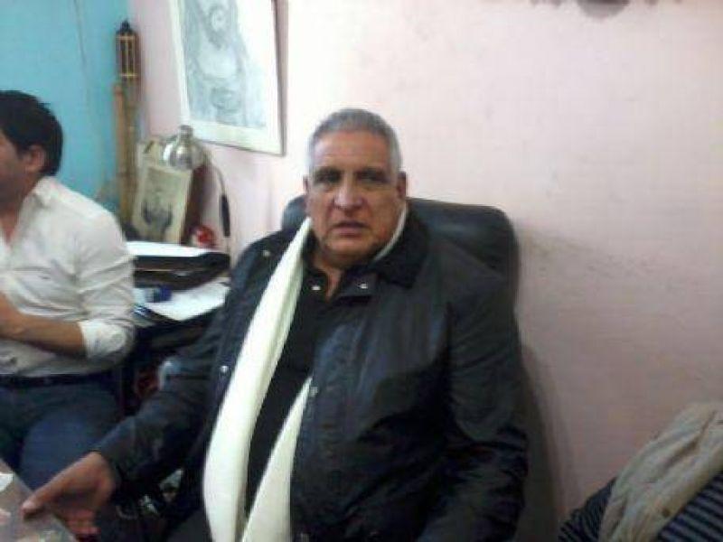 Medida de fuerza de UOCRA: �El paro no se va a levantar bajo ning�n punto de vista�, dijo el �Pata� Medina