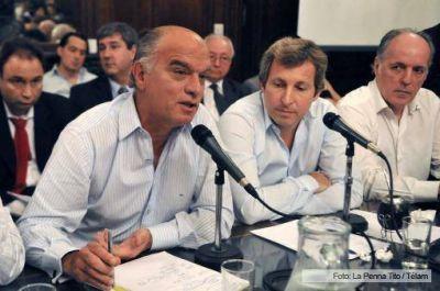"""Grindetti: """"Alguien que fue jefe de Gabinete de un gobierno no puede ahora denostarlo"""""""