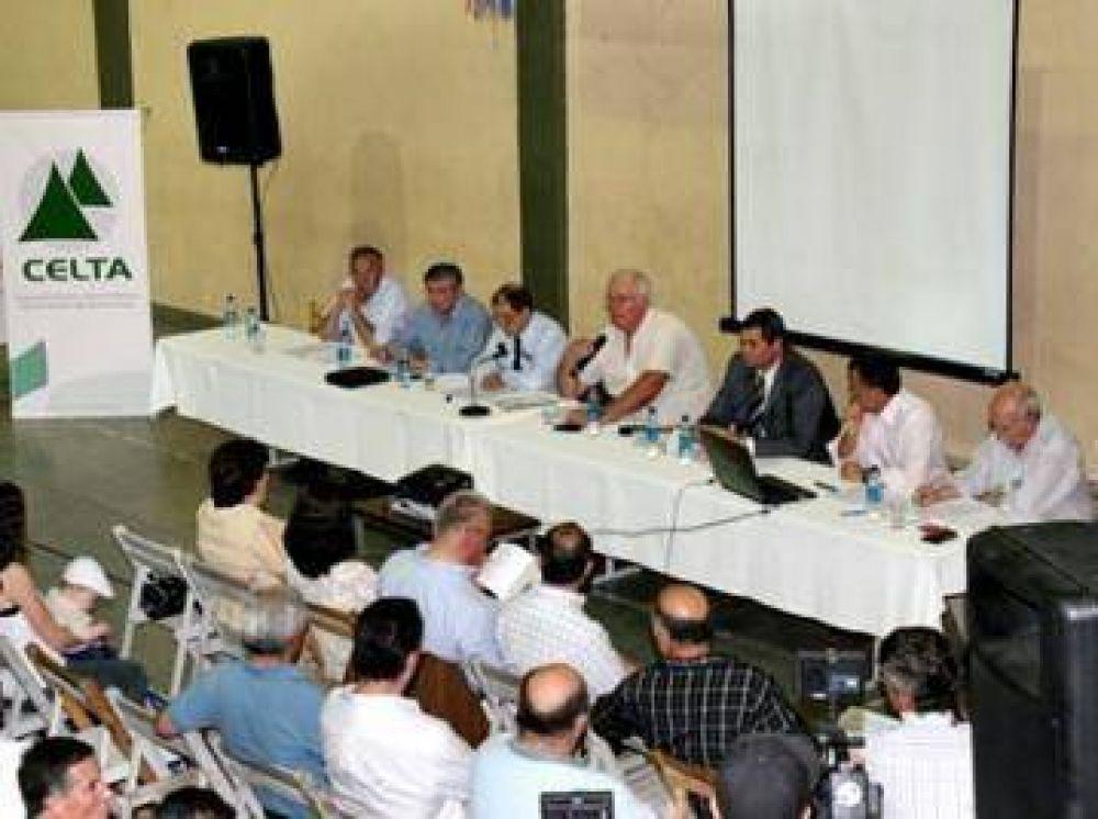 La asamblea de delegados de CELTA aprobó el balance
