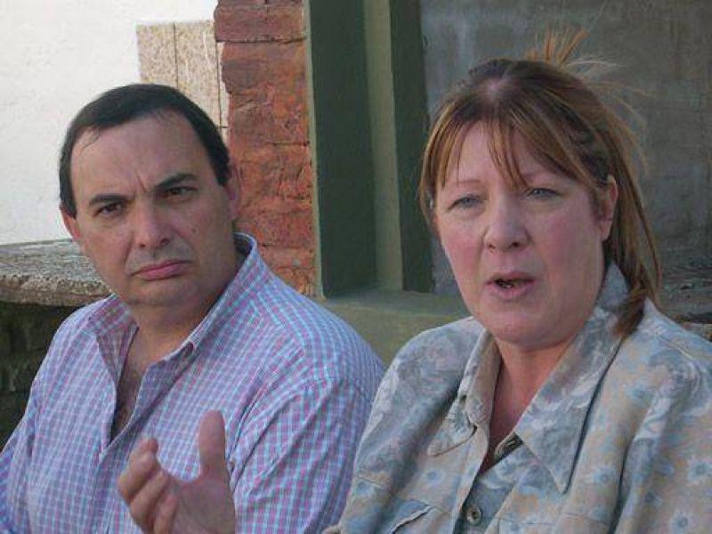 En campaña: el viernes llega Margarita Stolbizer